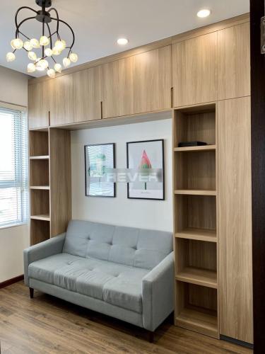 Phòng khách căn hộ Richstar, Tân Phú Căn hộ chung cư Richstar view nội khu yên tĩnh, hướng cửa Đông Nam.