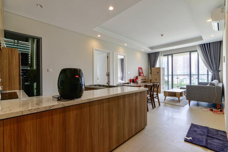 Cho thuê căn hộ Diamond Island - Đảo Kim Cương 2 phòng ngủ, view sông thoáng đãng