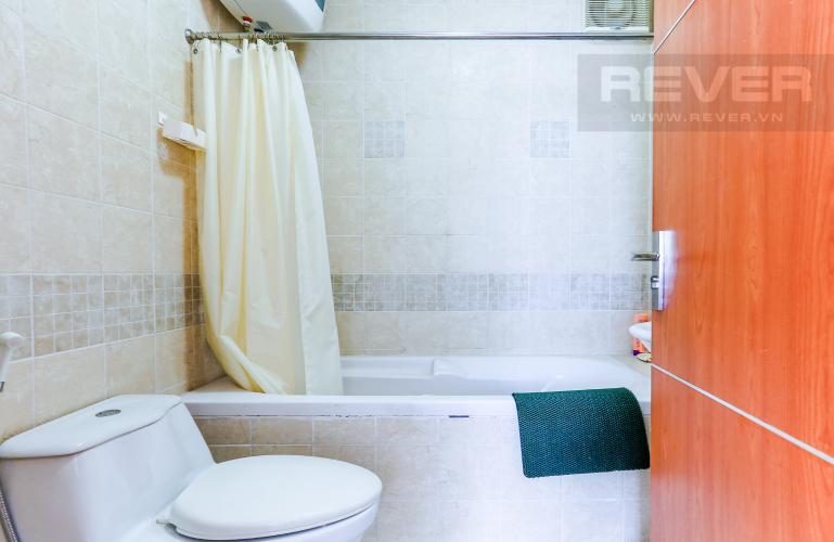 Phòng Tắm 1 Cho thuê căn hộ V-Star Quận 7 3PN, nội thất cơ bản
