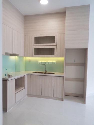 Phòng bếp căn hộ Safira Khang Điền, Quận 9 Căn hộ Safira Khang Điền nội thất cơ bản, view thành phố thoáng mát.