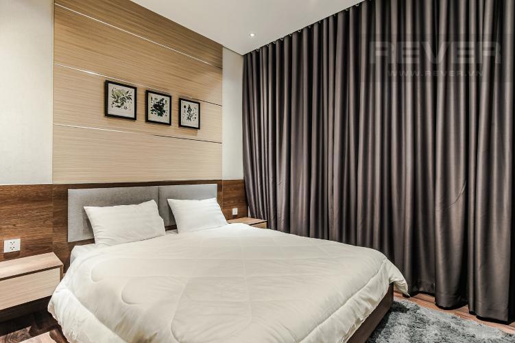Phòng Ngủ 2 Cho thuê căn hộ Diamond Island - Đảo Kim Cương 2PN, tầng cao, tháp Bahamas, đầy đủ nội thất, view sông yên tĩnh