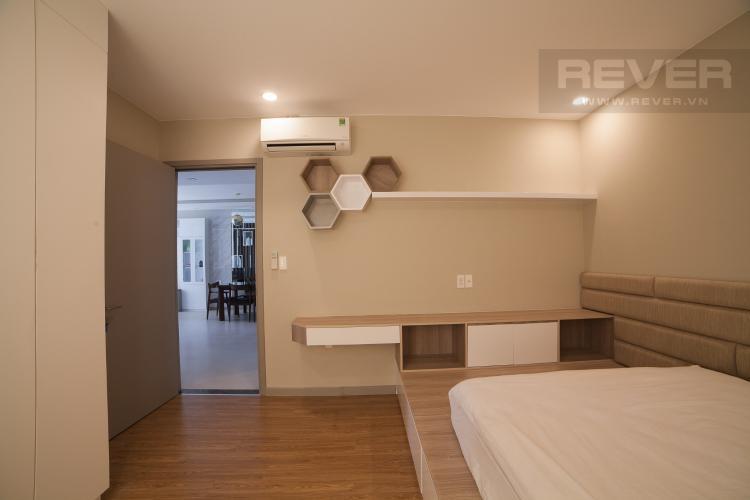 Phòng ngủ 2 Căn hộ The Gold View 2 phòng ngủ tầng trung A2 hướng Đông Nam