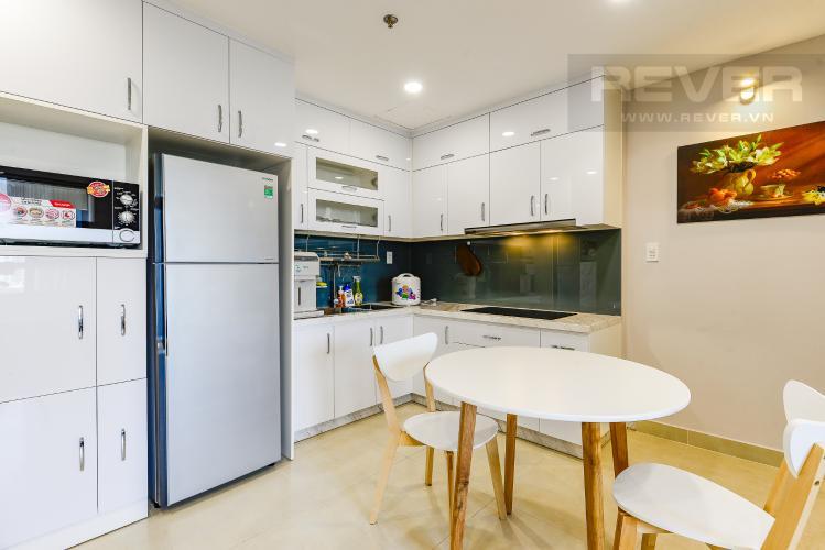 Bếp Căn hộ Masteri Thảo Điền 1 phòng ngủ tầng trung T4 đầy đủ nội thất