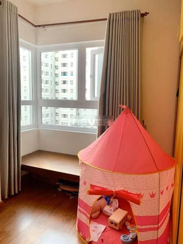 Phòng ngủ Saigonres Plaza, Bình Thạnh Căn hộ Saigonres Plaza hướng Tây Bắc, nội thất cao cấp.