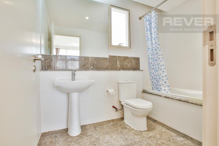Toilet 2 Căn hộ The Estella An Phú 2 phòng ngủ tầng cao 1A đầy đủ nội thất