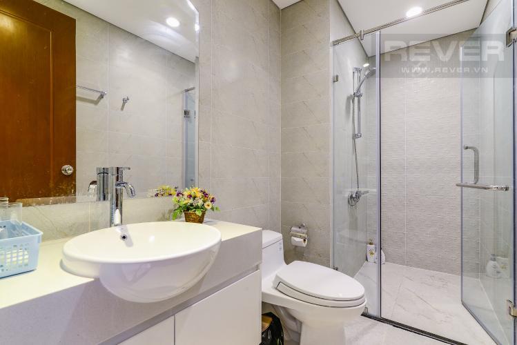 Phòng Tắm Căn hộ Vinhomes Central Park 1 phòng ngủ tầng cao L4 nội thất đầy đủ