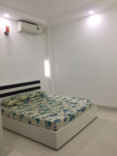 Phòng ngủ nhà phố đường Đào Sư Tích, Nhà Bè Nhà phố mặt tiền hướng Đông Nam diện tích 52m2, khu dân cư an ninh.