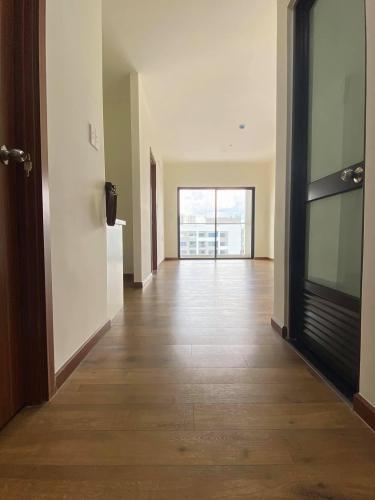 Phòng khách Flora Novia, Thủ Đức Căn hộ Flora Novia view thành phố, nội thất cơ bản.