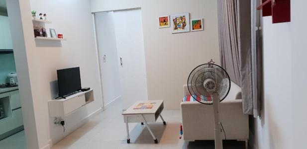 Cho thuê căn hộ Lexington Residence 1PN, diện tích 48m2, đầy đủ nội thất, view hồ bơi