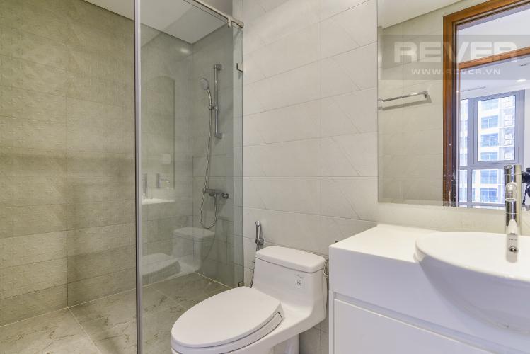 Phòng Tắm 1 Căn hộ Vinhomes Central Park 4 phòng ngủ tầng trung L1 view sông