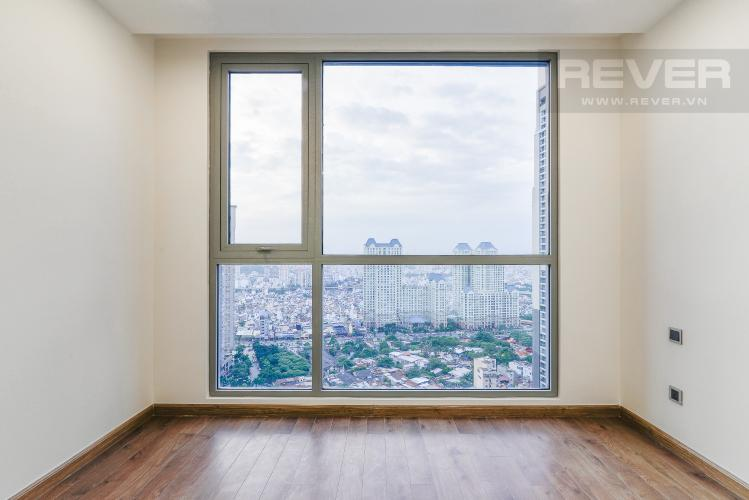 Phòng Ngủ 1 Officetel Vinhomes Central Park 2 phòng ngủ tầng cao Park 7