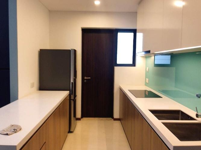 Phòng bếp One Verandah Quận 2 Căn hộ One Verandah tầng thấp, view sông thơ mộng.