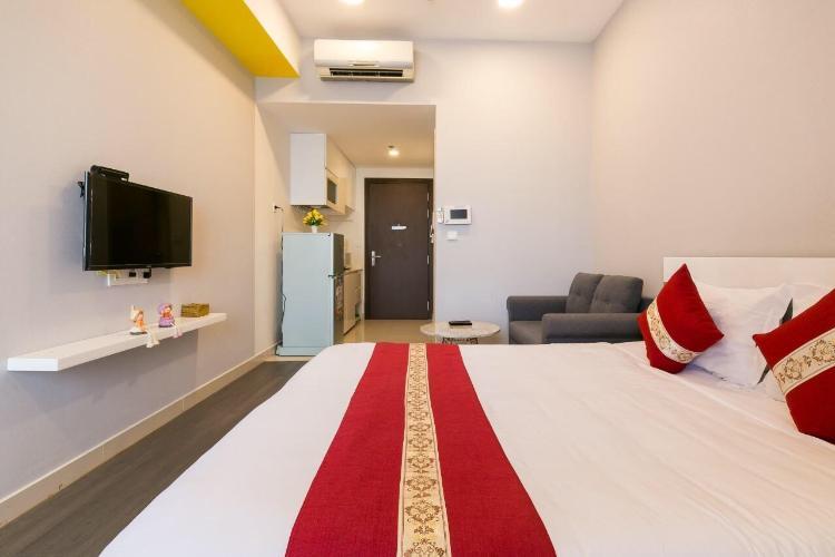Bán căn hộ studio RiverGate Residence 1 phòng ngủ, diện tích 28m2