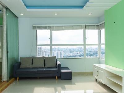 Bán căn hộ Sunrise City 1PN, tầng trung, tháp X2 Khu North, diện tích 57m2, đầy đủ nội thất