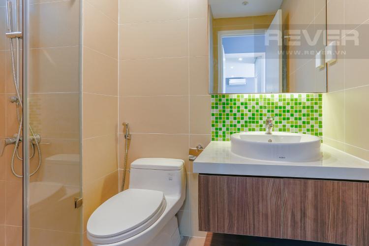 Phòng Tắm 1 Căn hộ Dragon Hill 2 tầng thấp, 2 phòng ngủ, full nội thất