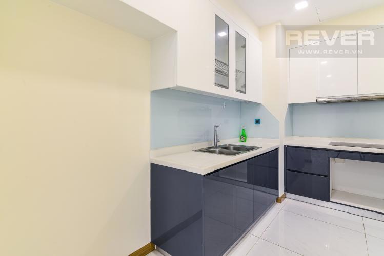 Nhà Bếp Căn hộ Vinhomes Central Park 2 phòng ngủ tầng cao P4 nhà trống