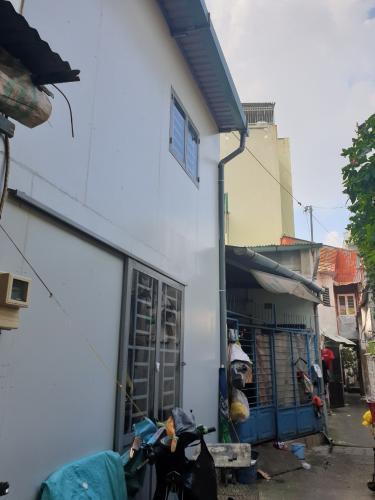 Nhà phố Đinh Hòa quận 8 hướng Đông Nam, pháp lý rõ ràng sổ hồng đầy đủ.