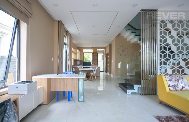 Tổng Quan Biệt thự Lakeview City đường Nguyễn Duy Trinh Quận 2, diện tích 8x20m, thiết kế hiện đại.