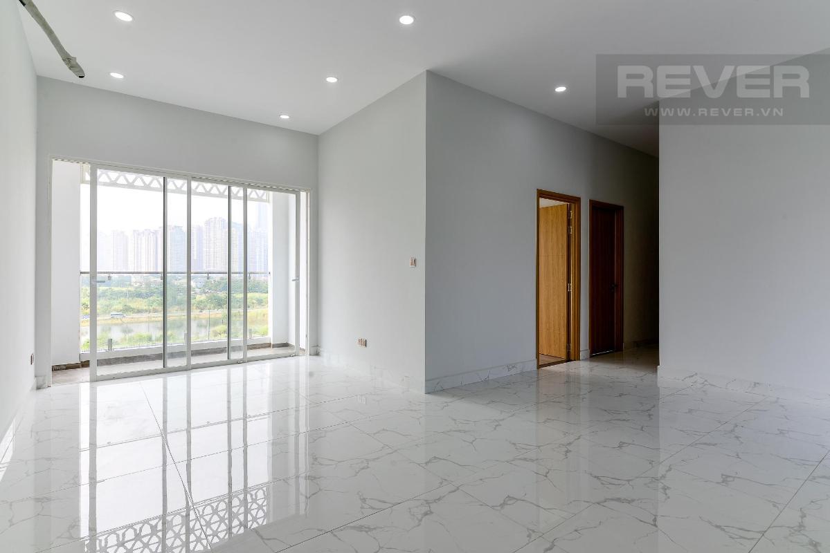 Pk Cho thuê căn hộ Thủ Thiêm Lakeview 3PN, diện tích 120m2, nội thất cơ bản, view Landmark 81