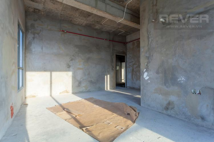 Phòng Ngủ 4 Penthouse thông tầng Masteri Thảo Điền 4 phòng ngủ tòa T5