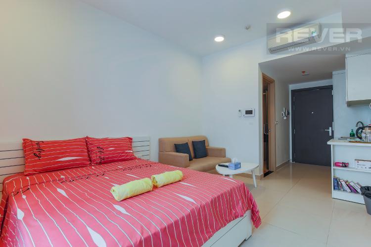 Phòng Ngủ Bán căn office-tel RiverGate Residence 1PN, đầy đủ nội thất, view đẹp