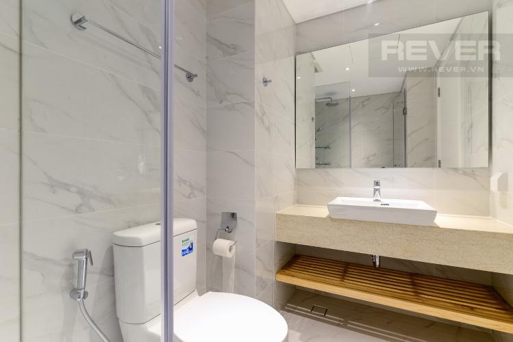 Phòng Tắm 1 Cho thuê căn hộ Diamond Island - Đảo Kim Cương 3PN, tầng cao, đầy đủ nội thất, view sông yên tĩnh