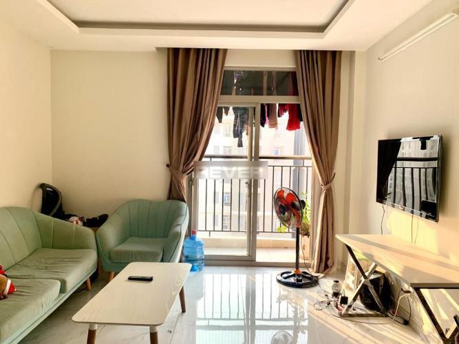 Căn hộ The Art tầng 15 hướng Tây view thoáng mát, đầy đủ nội thất.