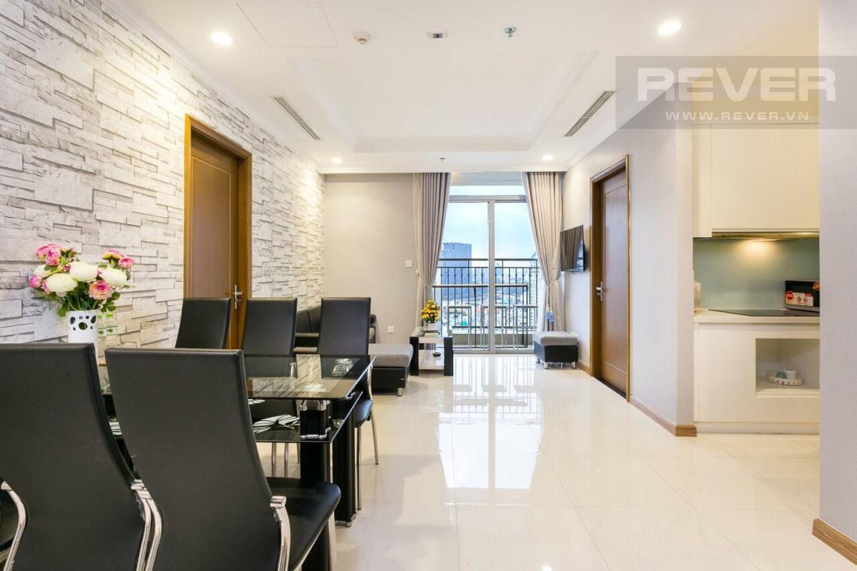 871ddf5c5101b75fee10 Cho thuê căn hộ Vinhomes Central Park 3PN, tháp Landmark 2, đầy đủ nội thất, hướng Tây Nam