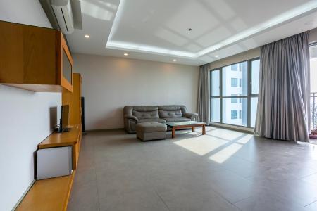 Căn hộ Riviera Point 3 phòng ngủ tầng cao T4 đầy đủ tiện nghi