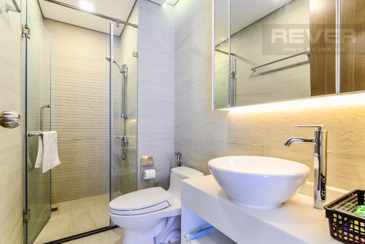 Phòng Tắm Căn hộ Vinhomes Central Park 2 phòng ngủ tầng trung P5 hướng Nam