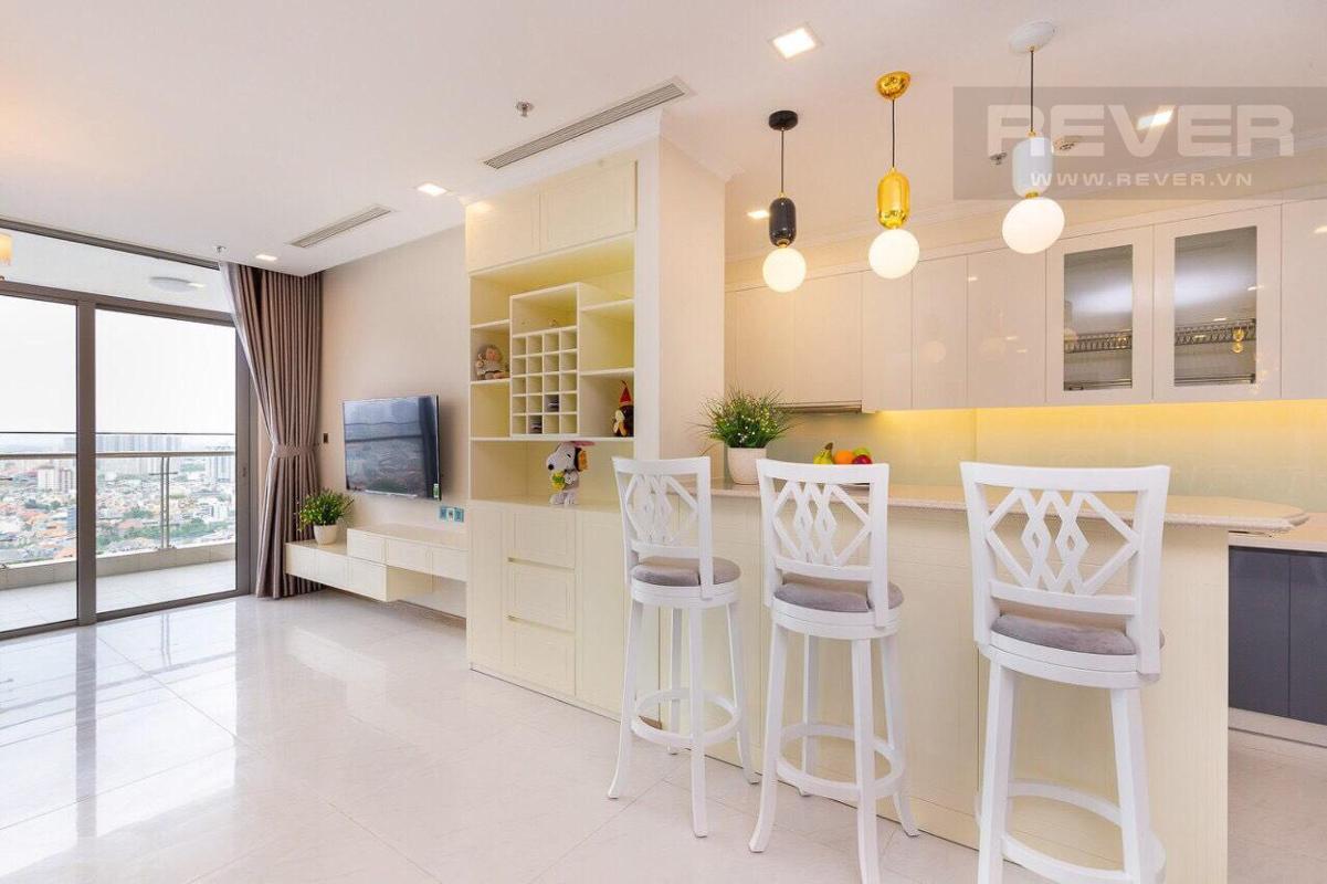 bd50bcf841fba7a5feea Bán hoặc cho thuê căn hộ Vinhomes Central Park 4PN, tháp Park 3, đầy đủ nội thất, hướng Đông, view sông Sài Gòn và công viên trung tâm