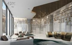 Tiện ích nội khu và thiết kế D'Edge Thảo Điền có gì khác biệt?