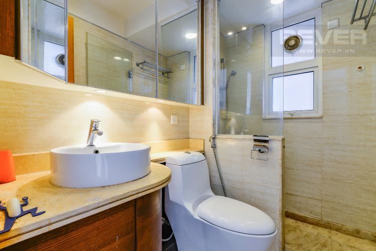 Phòng Tắm 1 Căn hộ Saigon Pearl 2 phòng ngủ tầng thấp R2 nội thất đầy đủ