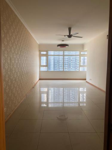 Cho thuê căn hộ Saigon Pearl 3PN, diện tích 135m2, nội thất cơ bản, view sông