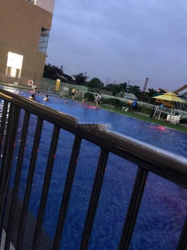 Hồ bơi Topaz City Quận 8 Căn hộ Topaz City hướng Tây Bắc, đầy đủ nội thất, view thoáng.