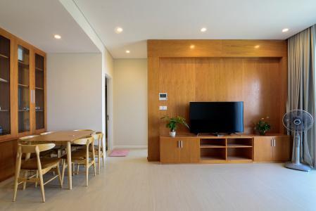 Bán căn hộ Diamond Island - Đảo Kim Cương 2PN, tháp Canary, đầy đủ nội thất, view sông thoáng mát
