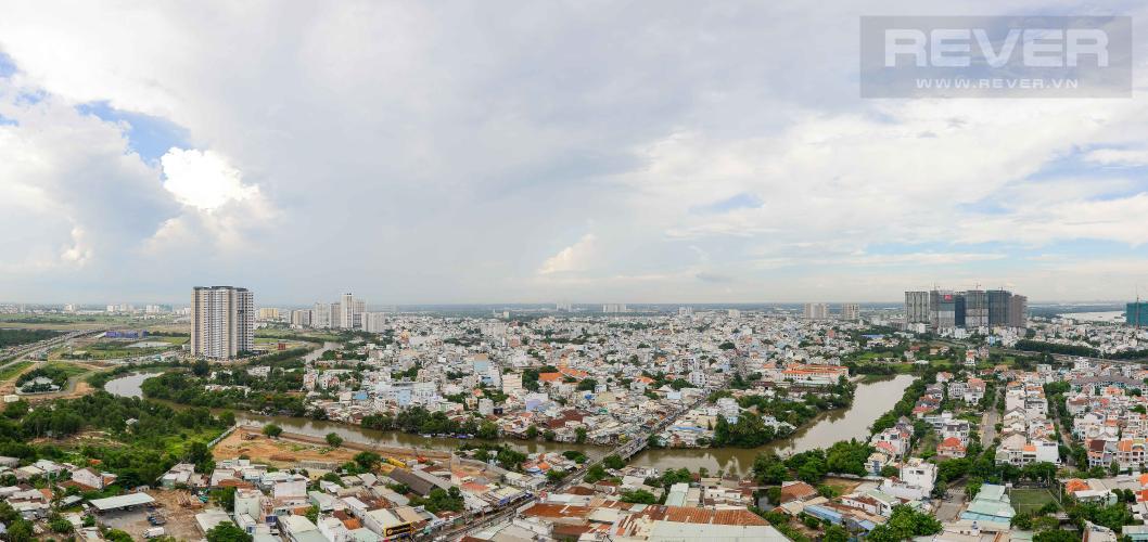 View Bán căn hộ Centana Thủ Thiêm 2PN, diện tích 88m2, view sông, hướng Đông Nam đón gió