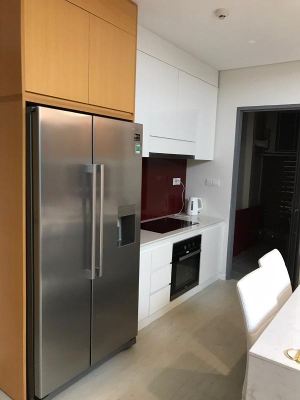 Bếp Cho thuê căn hộ Diamond Island - Đảo Kim Cương 2PN, tháp Bora Bora, đầy đủ nội thất, hướng Đông