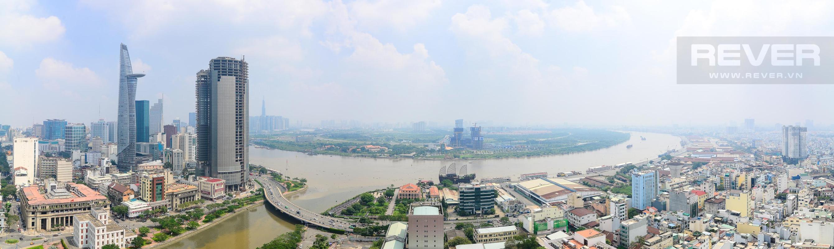 6946688429d9cf8796c8 Cho thuê căn hộ The Tresor 2PN, tháp TS1, diện tích 86m2, đầy đủ nội thất, view Bitexco và sông Sài Gòn