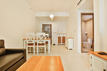 Căn hộ Lexington 1 phòng ngủ tầng thấp block C đầy đủ nội thất