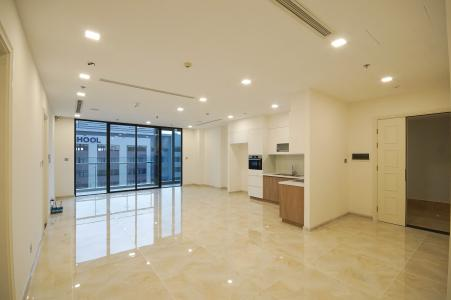 Bán hoặc cho thuê căn hộ Vinhomes Golden River 3PN, tầng thấp, tháp The Aqua 2, nội thất cơ bản
