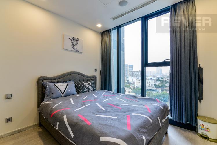 Phòng Ngủ Căn hộ Vinhomes Golden River tầng thấp, tòa A2, 1 phòng ngủ, view sông