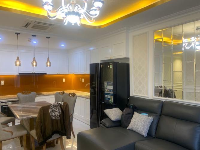 Bán căn hộ Sunrise Riverside view sông, nội thất đầy đủ sang trọng.