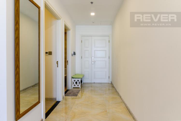Trang Trí Căn hộ Vinhomes Golden River 2PN đầy đủ nội thất view đẹp