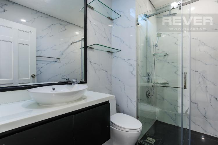 Phòng Tắm Căn hộ dịch vụ đường Trần Quang Diệu 1 phòng ngủ diện tích 50m2