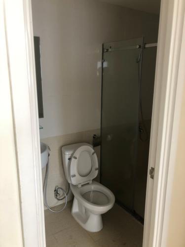 Phòng tắm căn hộ City Gate, Quận 8 Căn hộ City Gate nội thất cơ bản, tầng cao view nội khu yên tĩnh.