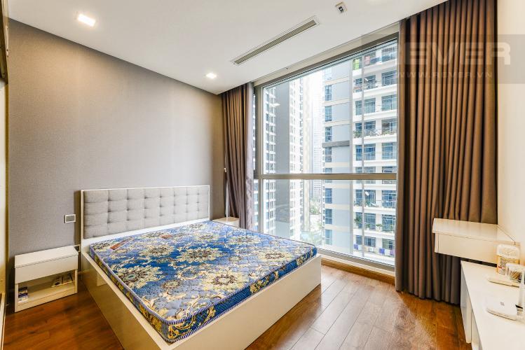 Phòng ngủ 1 Căn hộ Vinhomes Central Park 2 phòng ngủ tầng trung P4 view công viên