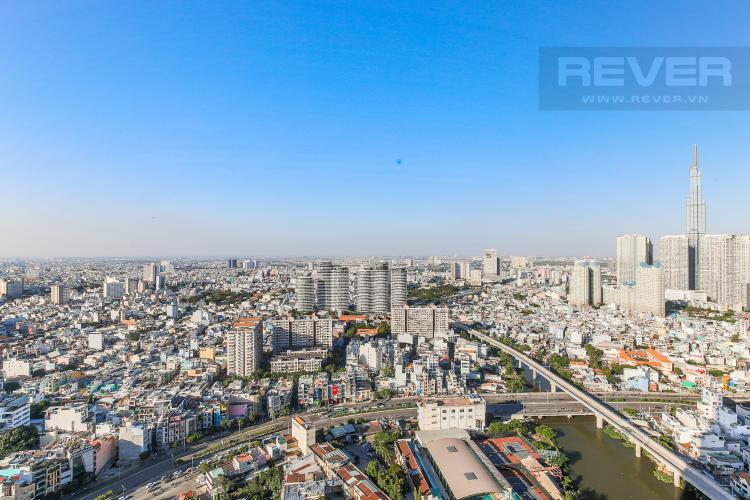 View Bán căn hộ Vinhomes Golden River tầng cao, 2PN, view đẹp