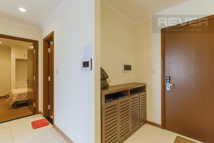 Kệ Giày Cho thuê căn hộ Vinhomes Central Park 3 phòng ngủ, đầy đủ nội thất, view nội khu