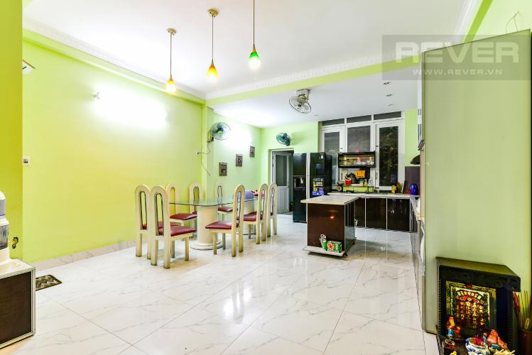 Phòng Ăn Nhà phố 6 phòng ngủ hẻm 12 đường Cù Lao Quận Phú Nhuận